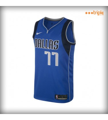 SWINGMAN JERSEY DALLAS LUKA...