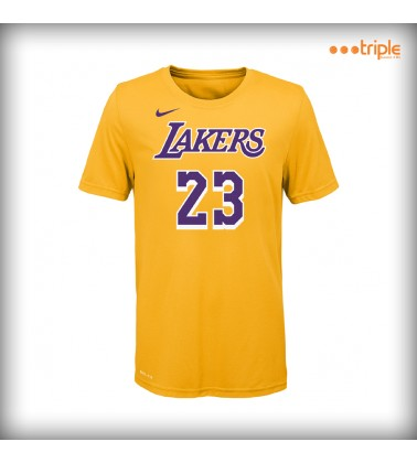 ICON TEE LAKERS JAMES KID