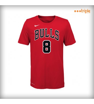 ICON TEE BULLS LAVINE KID